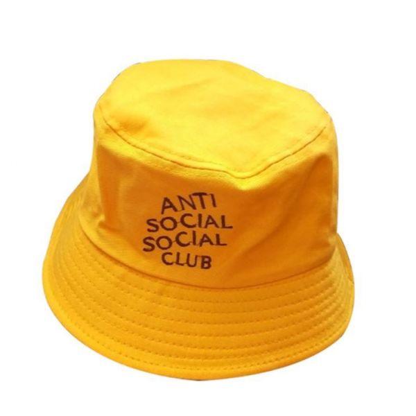 Gorro Pesca Buckets - Anti Social...