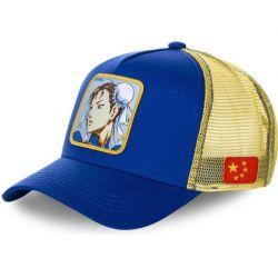 Gorra Street Fighter Chun-Li