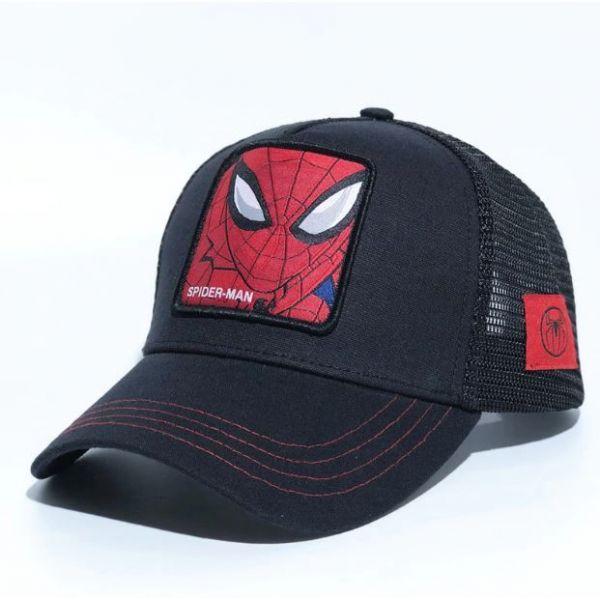 Gorra Spiderman Parche Marvel
