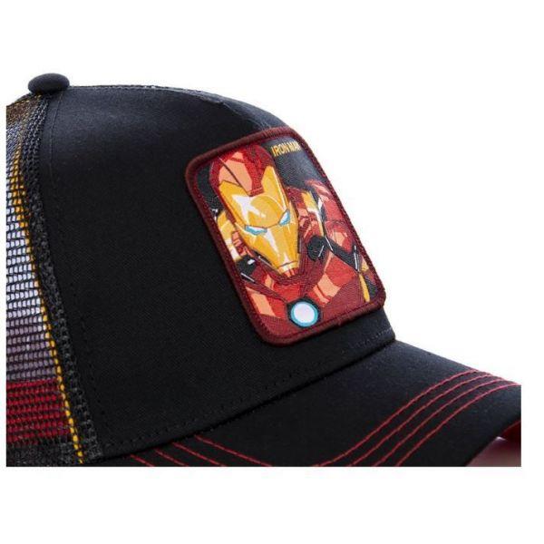 Gorra Ironman Superhéroe Marvel