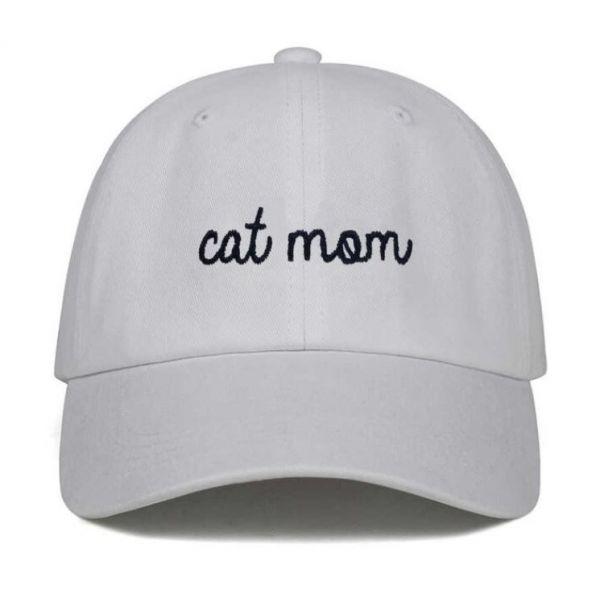 Gorra Cat Mom Trap Cap