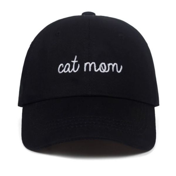 Gorra Cat Mom Trap Cap