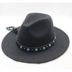 Sombrero de Ala Ancha Moda...