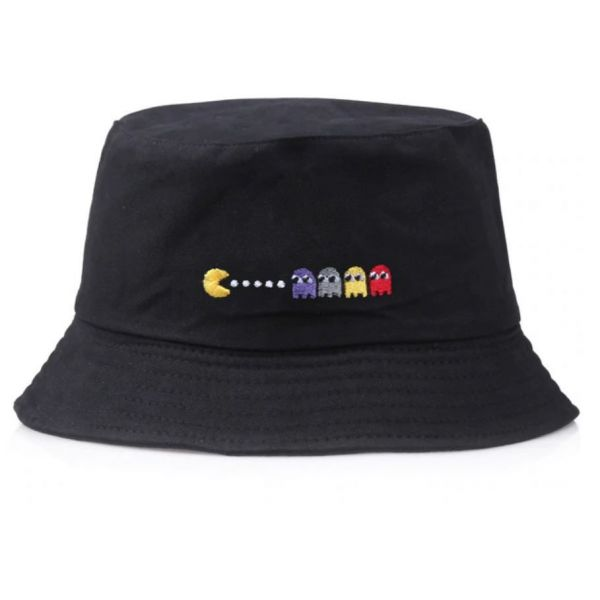 Gorro Pacman con fantasmitas