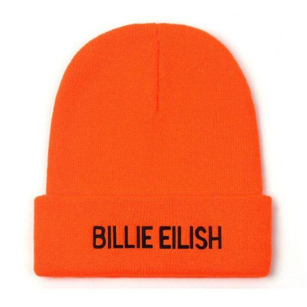 Gorro Para Mujer Bordado Billie Elish