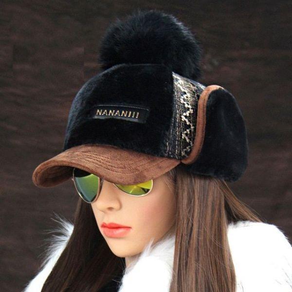Gorra Estilo Ruso Para invierno...