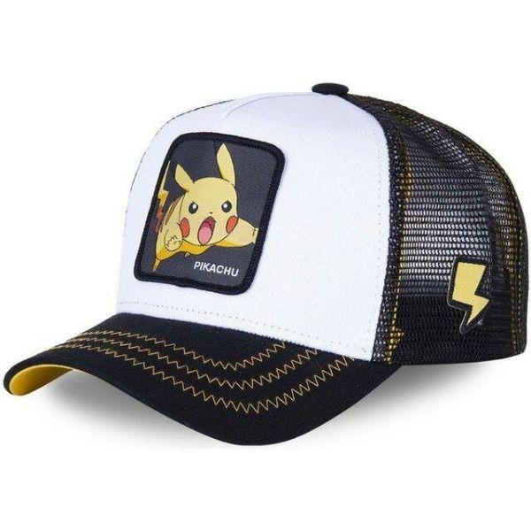 Gorras de Pokemon Pikachu Gengar...