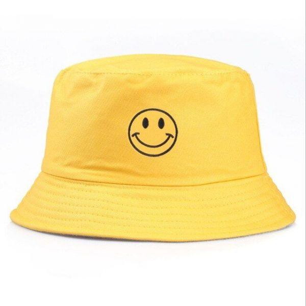 Gorra SMILE Emoji Pescador Moda...