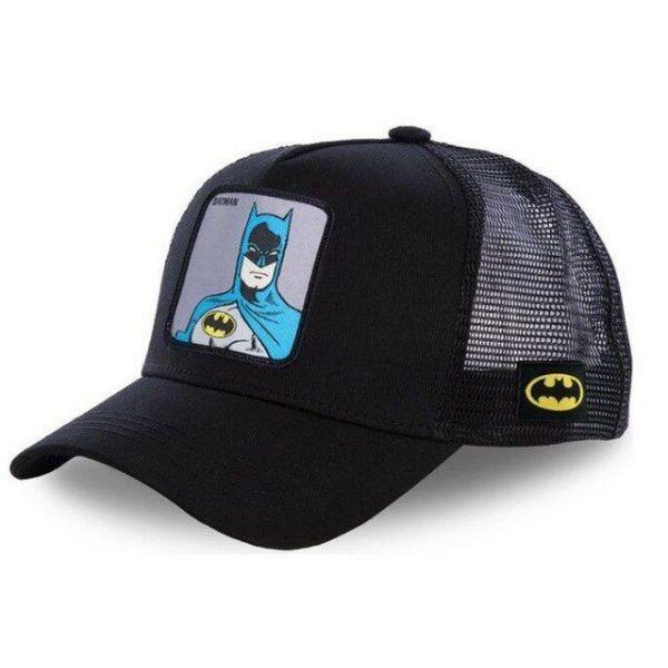 Gorra Batman Vintage Bordado Parche -...