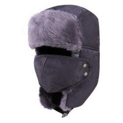 Gorro Aviador Invierno Con Mascara Antifrio Incluida Cubre la...