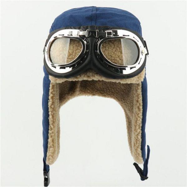 Gorro Aviador + Gafas Piloto Oferta...