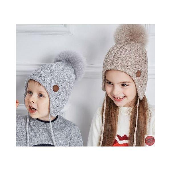 c43321538 Gorro para niños pequeños con alta calidad de cosido como el de la  abuelita. Es suave y ligero. Perfecto para abrigar a tu niño o niña este  invierno e ir ...
