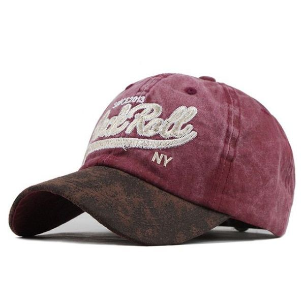 Gorra VIntage Rock Roll SInce 2013 NY