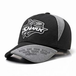 Shark Gorra Tiburon Bordado...