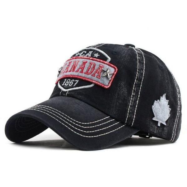 Gorra para hombre Canada Vintage con...