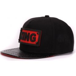 Gorra con visera Recta KING...