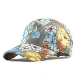 Gorra Estampado 3D Floral...