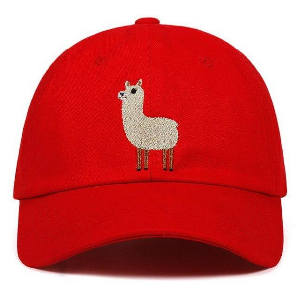 Gorra Bordado Alpaca Animal Mode...