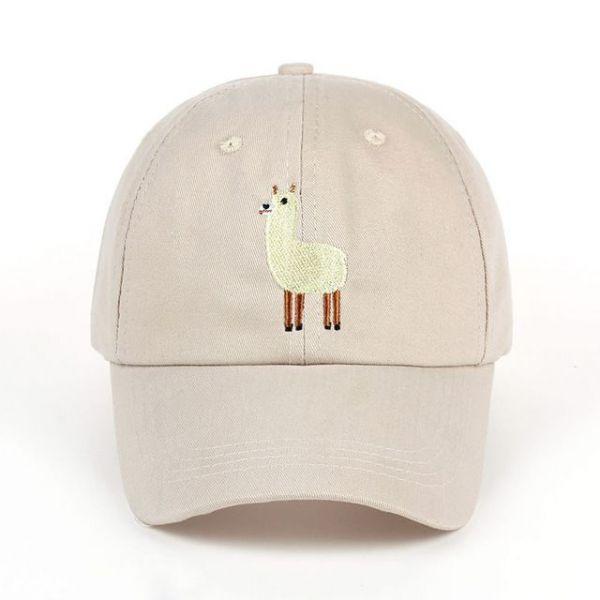 Gorra Bordado Alpaca Animal Mode...
