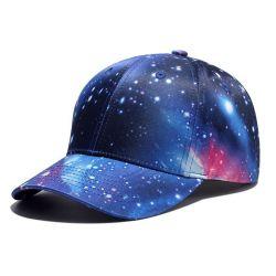 Gorra con visera curvada Galaxia 3D 4 Modelos distintos...