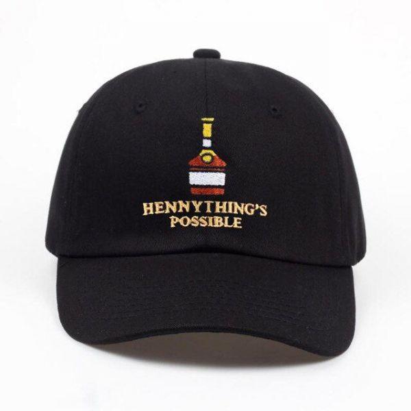 Gorra Botella de Vino Heny Things...