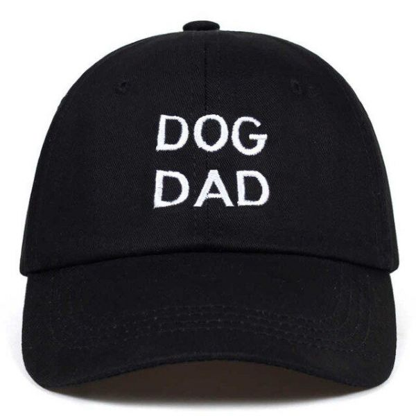 Gorra DOG DAD Casual TRAP Estilo de...