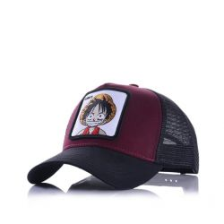 Gorra Monkey D Luffy de...