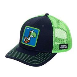 Gorra Yoshi Pixel Mario Bros