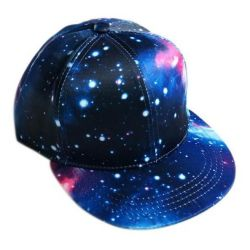 Gorra Interestelar 3D...