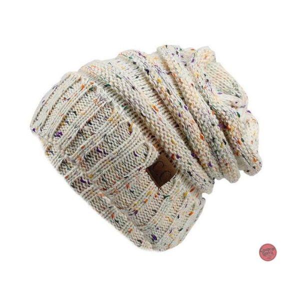 Gorro de algodón Mujer Moda invierno...
