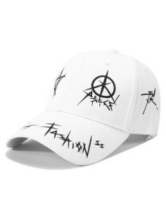 Gorra Fashion Blanco y...