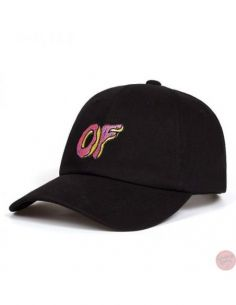 Gorra OF Donuts Letras Type...