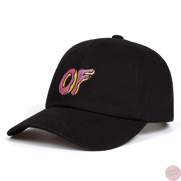 Gorra OF Donuts Letras Type Trap...
