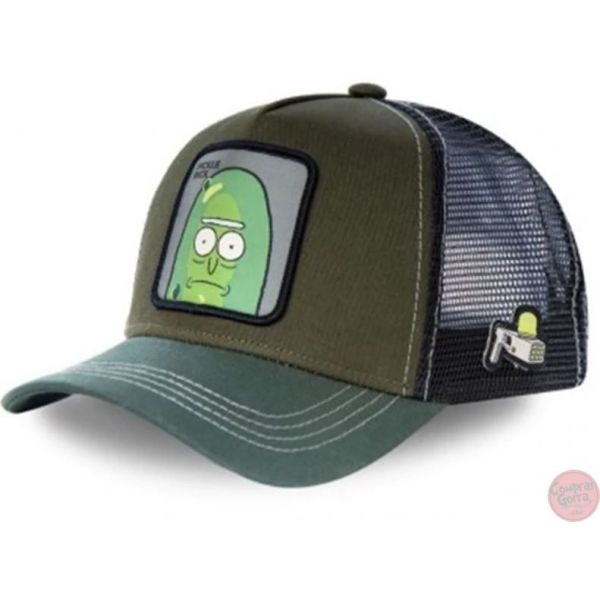 Gorra Rick Pepinillo Trucker Pickle...