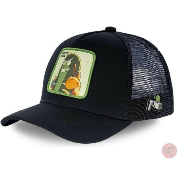 Gorra Pickle Rick Pepinillo Armado...