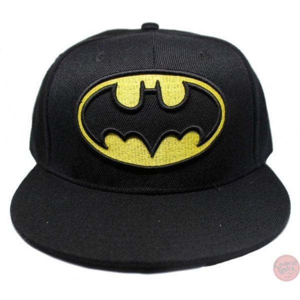 Gorra de Batman Visera plana Color...