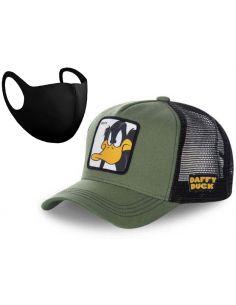 Gorra Daffy con Mascarilla...