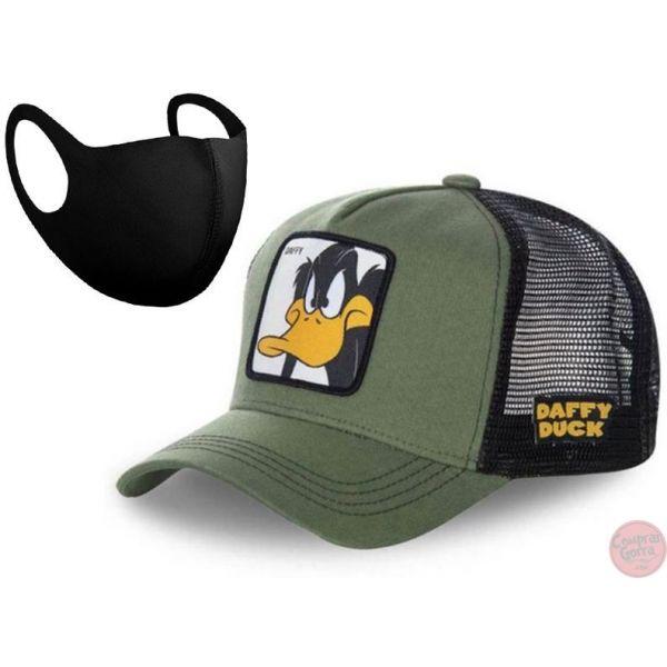 Gorra Daffy con Mascarilla REGALO