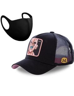 Gorra Dragon Ball Majin Boo...