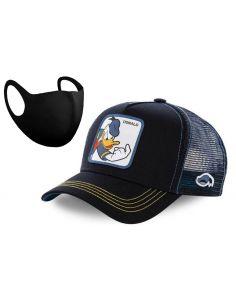 Gorra Donald el Pato Duck +...