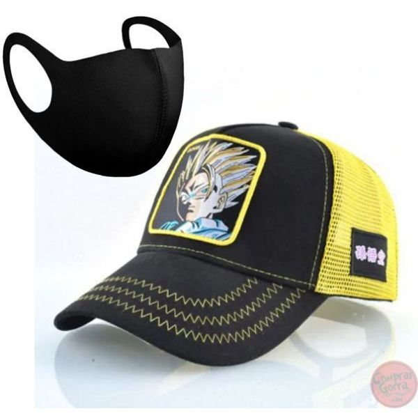 Gorra Gohan SS2 Dragon Ball Z +...