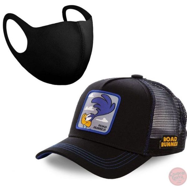 Gorra Correcaminos Road Runner +...