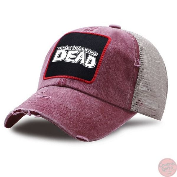 Gorra The Walking Dead estilo Béisbol...