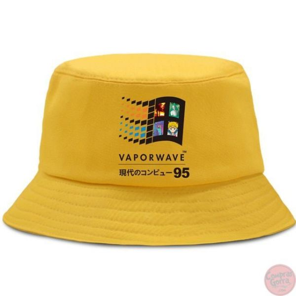 Gorro de pescador Windows 95 Logo...