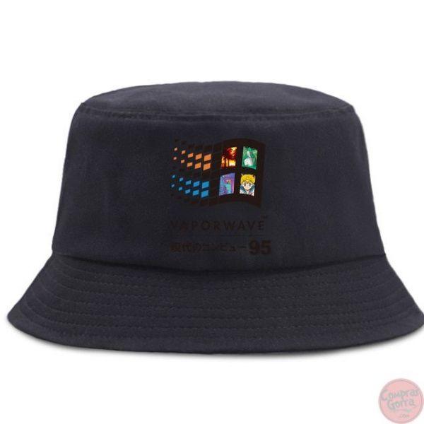 Gorro de pescador Windows 95 Logo...