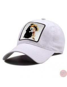 Gorra Luffy de One Piece...