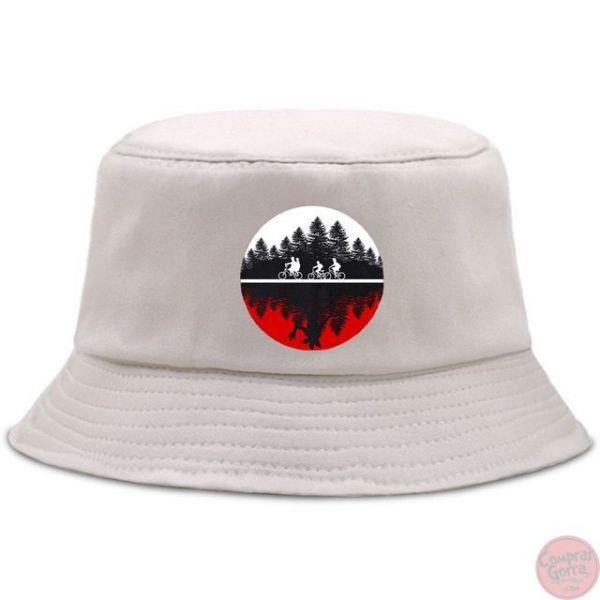 Gorra de pescador de Stranger Things...