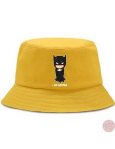 Gorro Pescador I AM BATMAN...