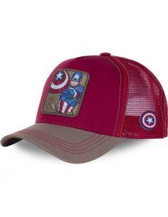 Gorra Capitan America...