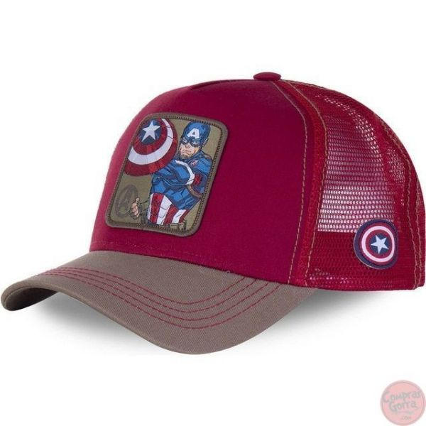 Gorra Capitan America MARVEL...